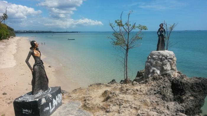 Pantai Batu Nona Kupang Patah Hati Expontt Gambarbagus Kab
