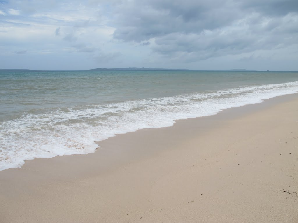 Pantai Tablolong Kupang Ntt Indonesia Gambarbagus Photo Kecamatan Barat Kabupaten