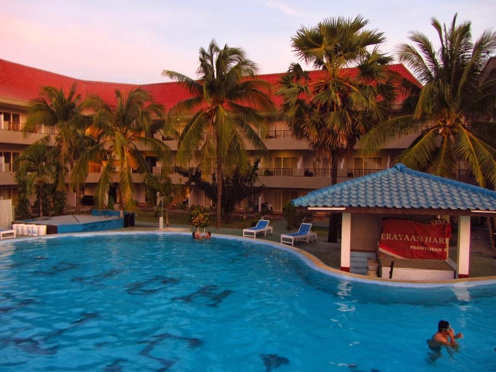 World Kolam Renang Kupang 3 Hotel Rock Jl Timor Raya