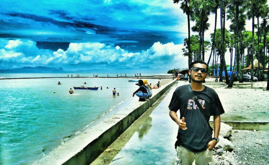 17 Tempat Wisata Hits Kupang Rekomended Dikunjungi Pantai Lasiana Kelapa
