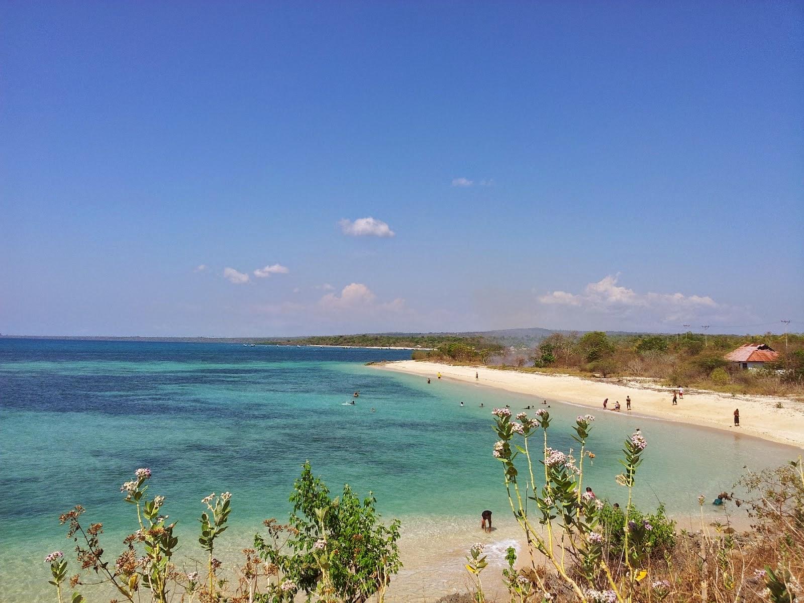 Indonesia Tamasya 5 Tempat Wisata Kupang Bisa Kunjungi Pantai Tablolong