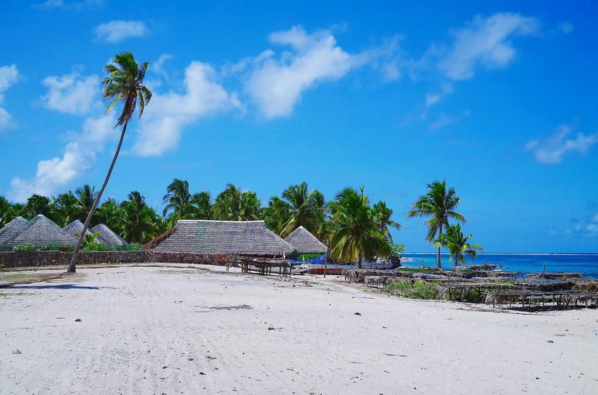 Limakaki Pantai Cantik Pulau Rote Keindahannya Tersembunyi Kelapa Tinggi Kab