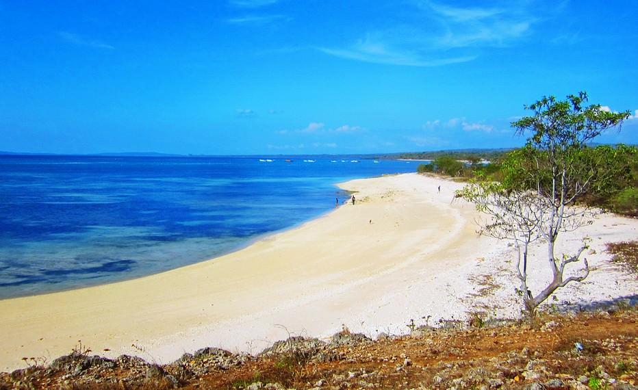 Tempat Wisata Kupang Wajib Kamu Datangi 687708 Letak Pantai Tablolong