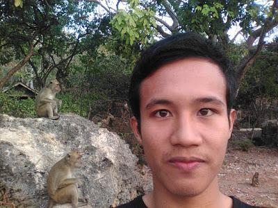 Adventure Setiawan Mangando Gua Monyet Tenau Kota Kupang Nusa Tenggara