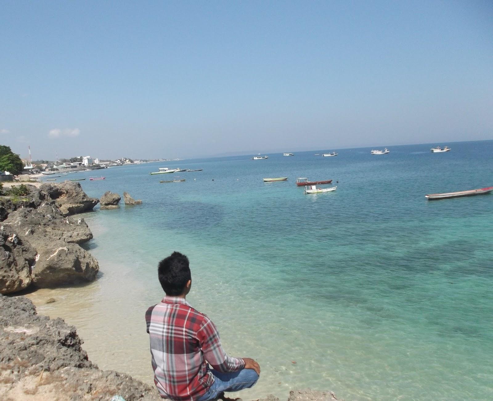 Arianto Ntt Pantai Batu Piak Kota Kupang Berjalan Kaki 2