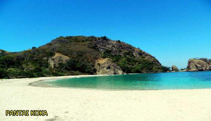 Daftar Lengkap Tempat Wisata Terbaru Nusa Tenggara Timur Pantai Koka
