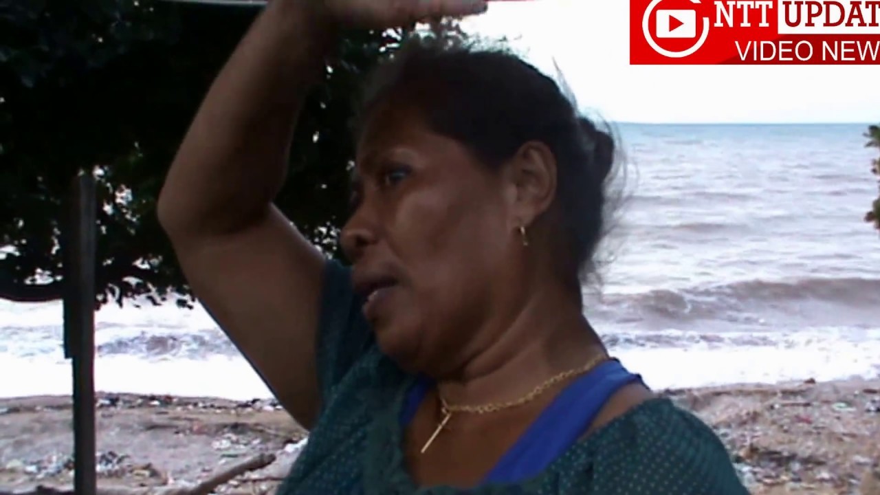 Ketapang Satu Kupang Youtube Pantai Kab