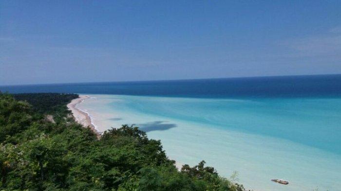 Wisata Ntt Dipenuhi Bebatuan Halus Deretan Pantai Selatan Pulau Timor