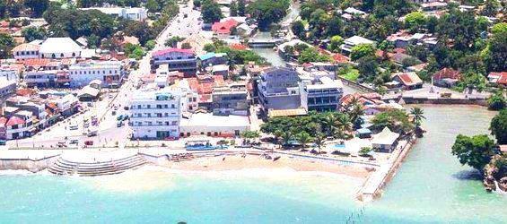 Kota Kupang Sejarah Pantai Koepan Kab