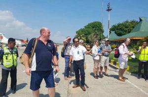 Lintas Ntt Archive Travel 4 40 Wisatawan Australia Tiba Kupang