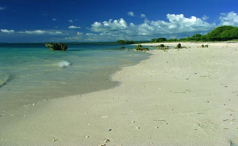 Pesona Kupang Kota Karang Pantai Koepan Kab