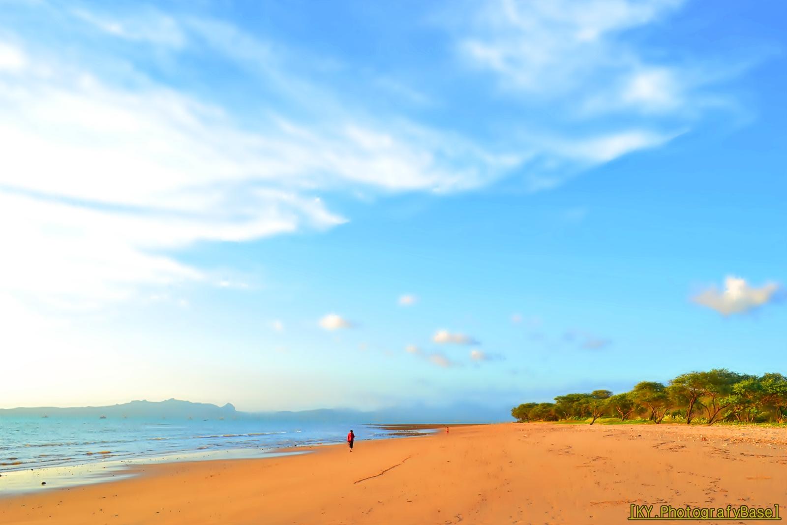 Pesona Nusa Tenggara Timur Mutiara Ujung Selatan Indonesia Pantai Lasiana