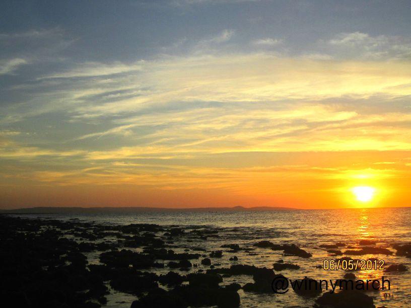 Pesona Wisata Bahari Kupang Nusa Tenggara Timur Winny Marlina Pantai