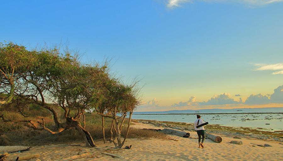 Complete Guide Travel Destinasi Kupang Ntt Womantalk Pantai Air Cina
