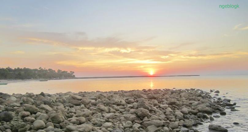 Kupang Manise Beta Sonde Lupa Indah Wisata Ntt Pantai Lasiana