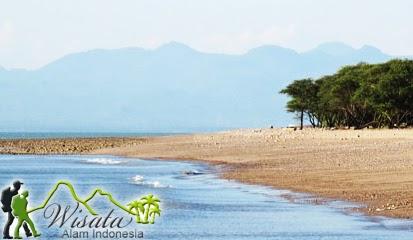 Objek Wisata Pantai Lasiana Kupang Nusa Tenggara Timur Kab