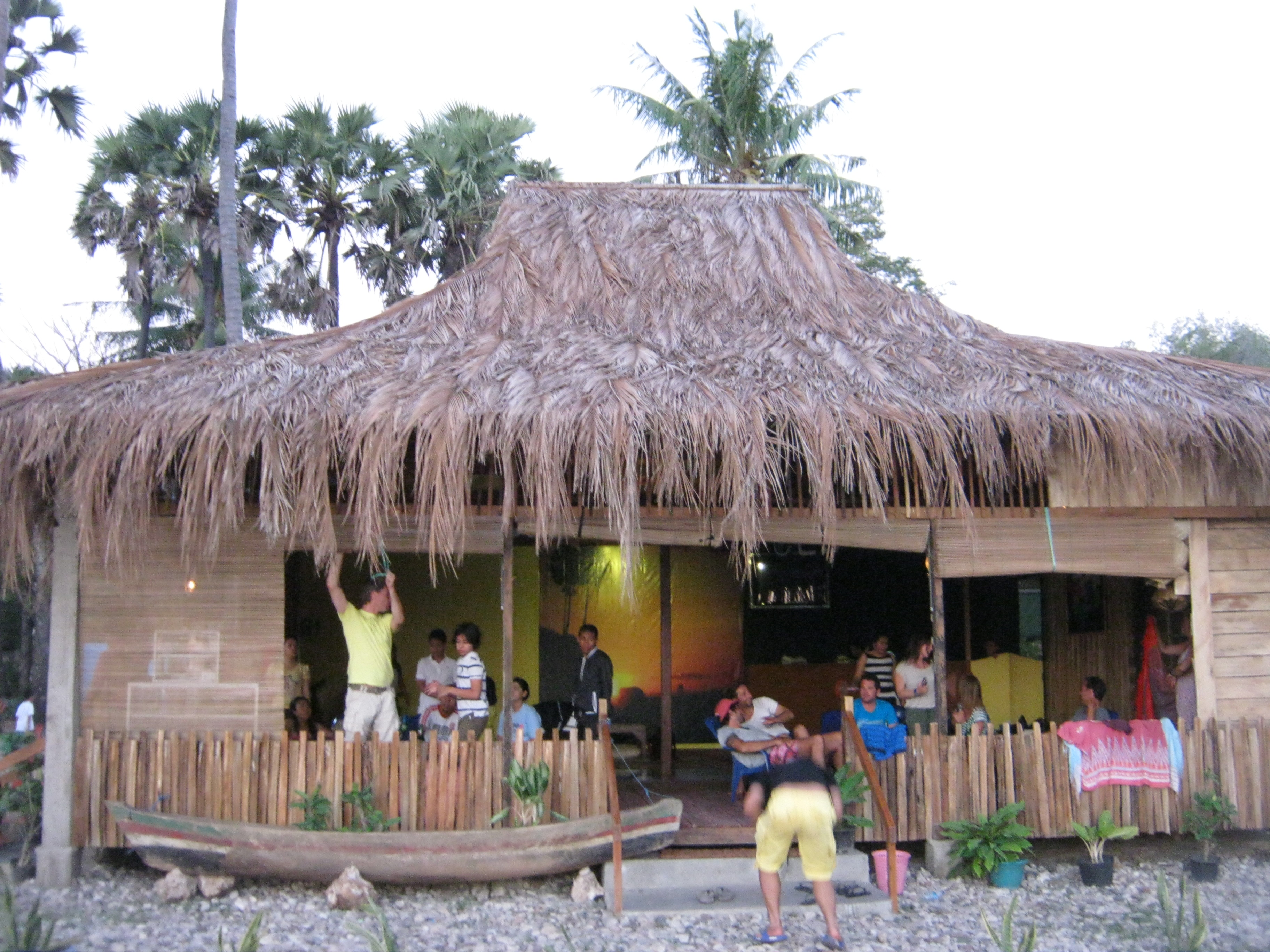 Pantai Lasiana Kupang Setyodh Jurney Ocd Beach Cafe Kab