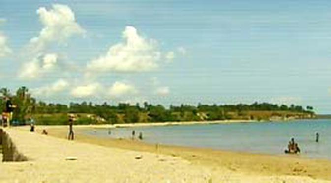 Pantai Lasiana Terabaikan News Liputan6 Kab Kupang
