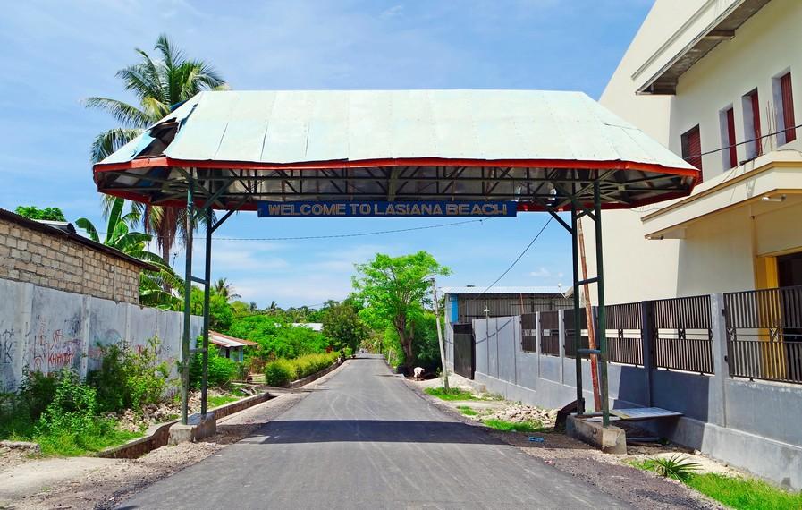 Pantai Lasiana Wisata Unggulan Kota Kupang Indonesiakaya Gerbang Selamat Datang