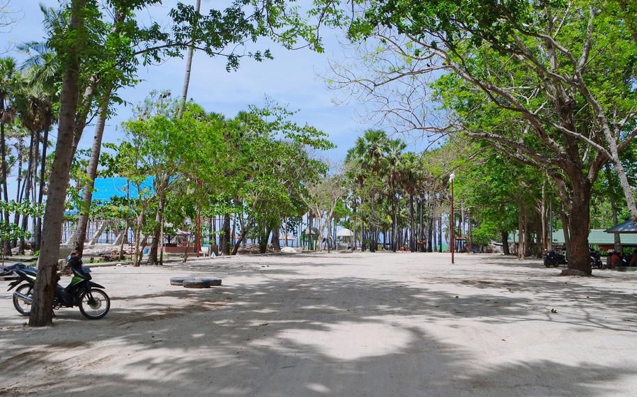 Pantai Lasiana Wisata Unggulan Kota Kupang Indonesiakaya Nusa Tenggara Timur