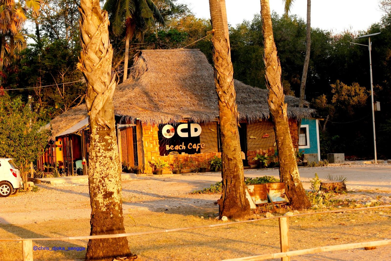 Sunset Kupang Flores Borneo Ocd Beach Cafe Pantai Lasiana Ntt