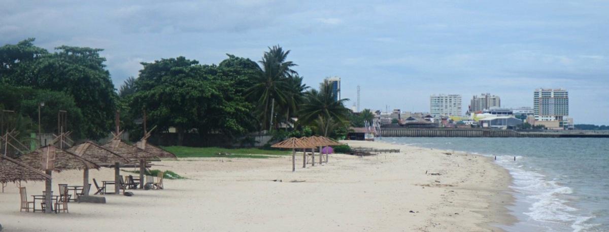 Tempat Wisata Kupang Menarik Dikunjungi Siap Liburan Pantai Lasiana Kab