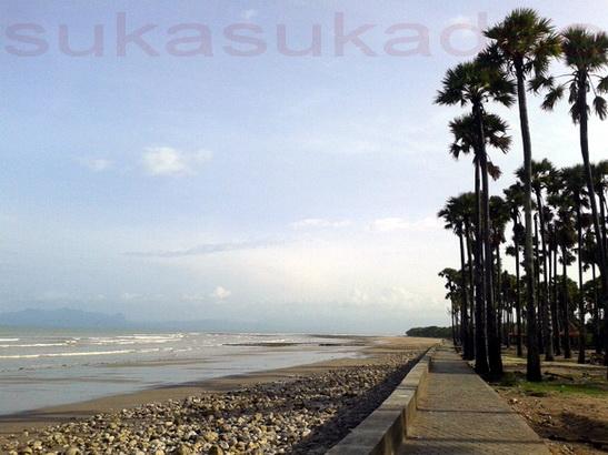 Wisata Kota Kupang Suka Dee Pantai Lasiana Kab