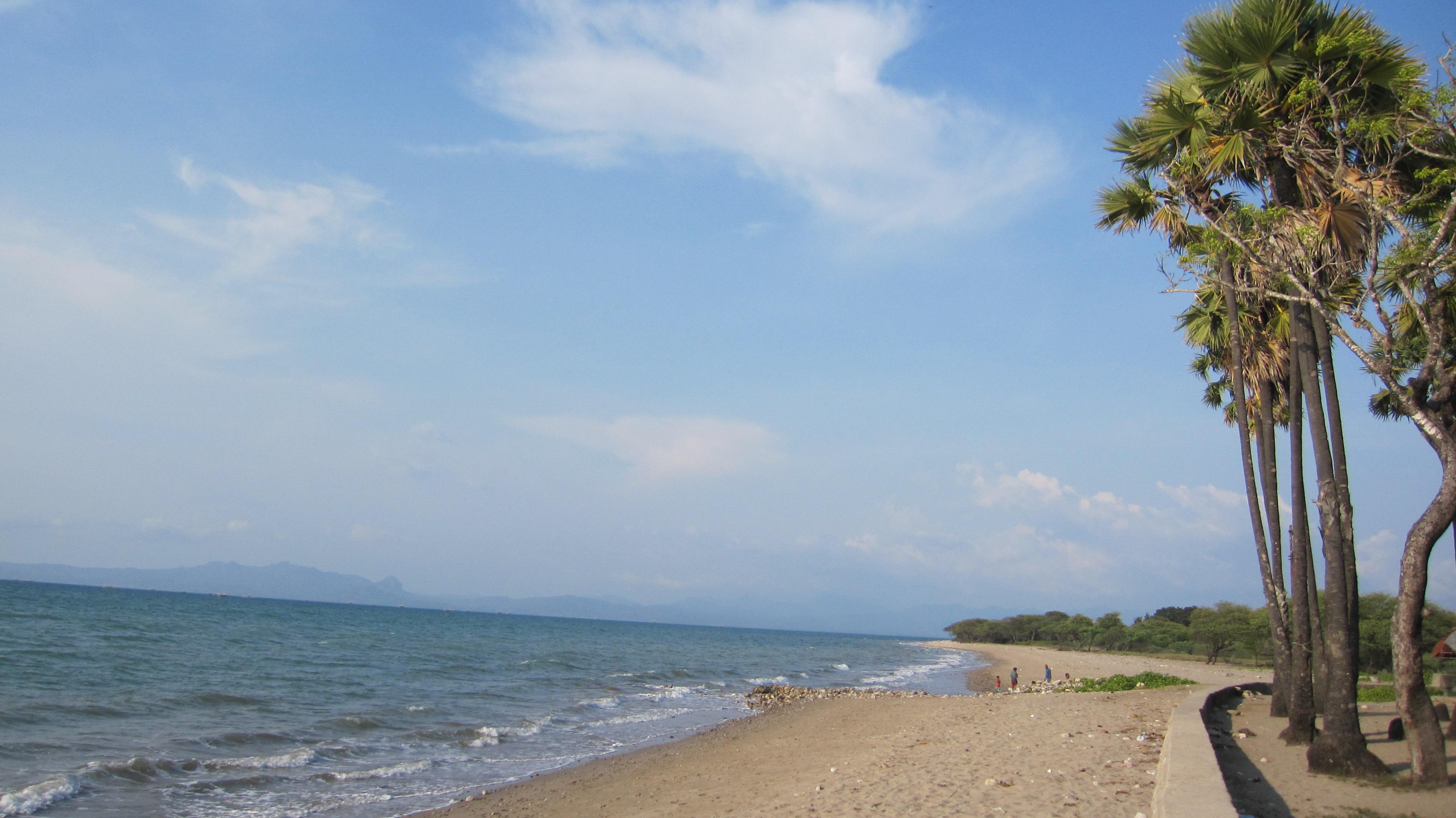 Pantai Manikin Lasiana Kab Kupang