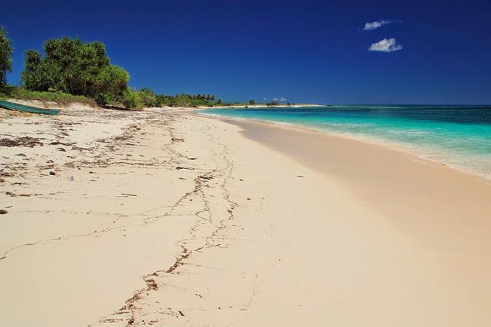 Pantai Otan Kabupaten Kupang Kepulauan Ntt Salah Satu Tempat Wisata