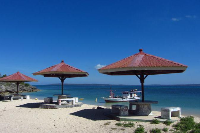 Pantai Tablolong Info Pariwisata Kabupaten Kupang Manikin Kab
