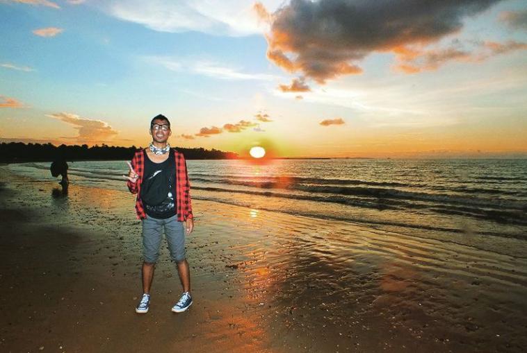 17 Tempat Wisata Hits Kupang Rekomended Dikunjungi Pantai Nunsui Kab