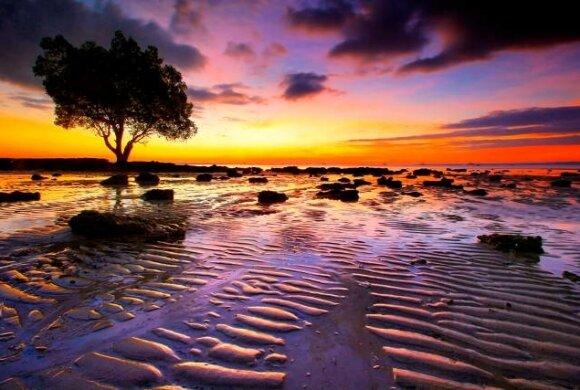 Jalan2 Twitter Pantai Nunsui Kupang Menikmati Keindahan Wisata Ntt Http