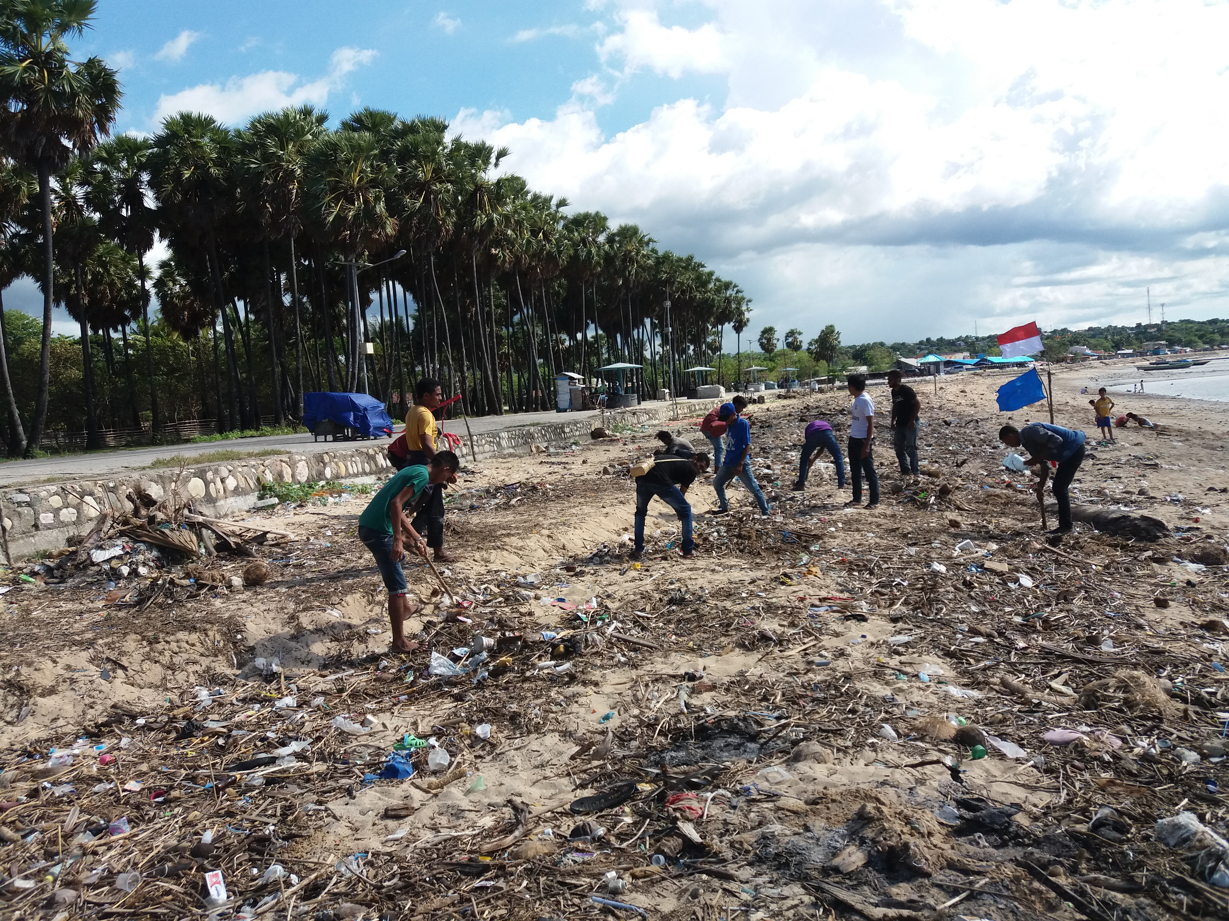 Keresahan Gmki Kupang Terhadap Pantai Nunsui Kab