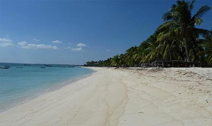 Kupang Nemberala Beach Rote Island Pantai Nunsui Kab