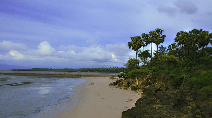 Kupang Nunsui Beach Pantai Kab