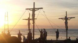 Lin Bell Meneteskan Airmata Pantai Nunsui Kupang Pos Kab