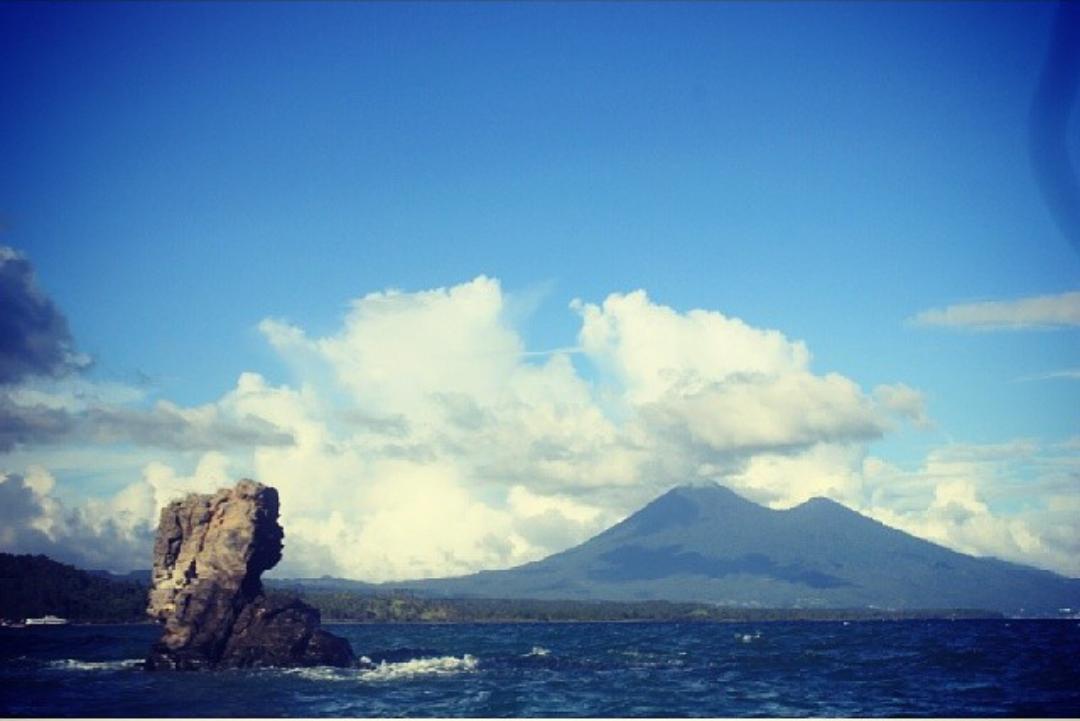 Pantai Cantik Kupang Bernama Batu Nona Sportourism Nunsui Kab