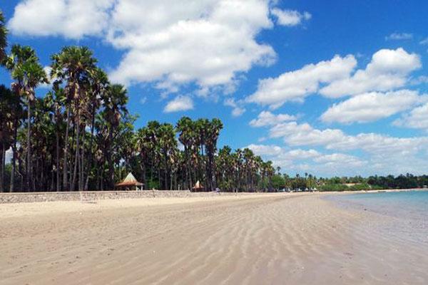 Pantai Nunsui Daftar Wisata Indonesia Lasiana Tempat Kota Kupang Kab
