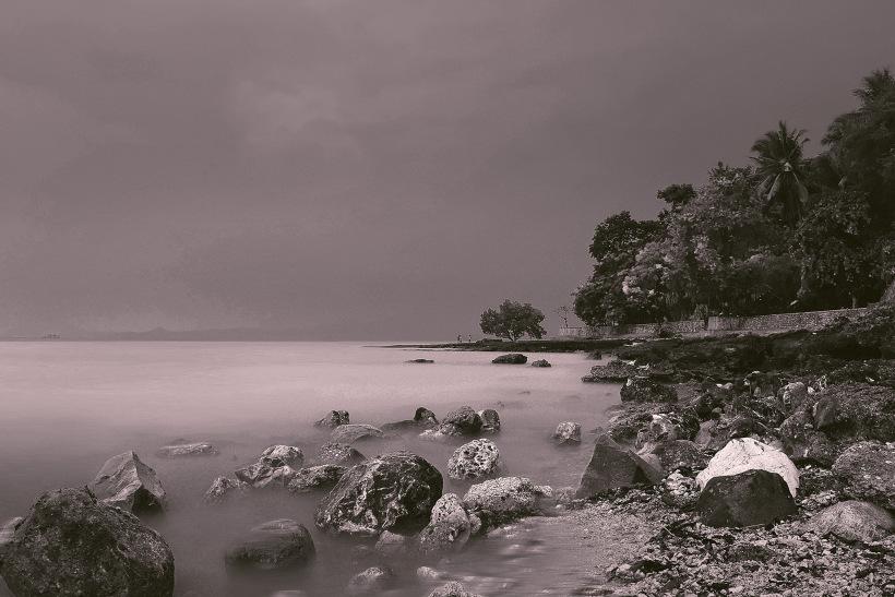 Pantai Nunsui Kota Kupang Art Collaboration Judul Situs Dsc 1044