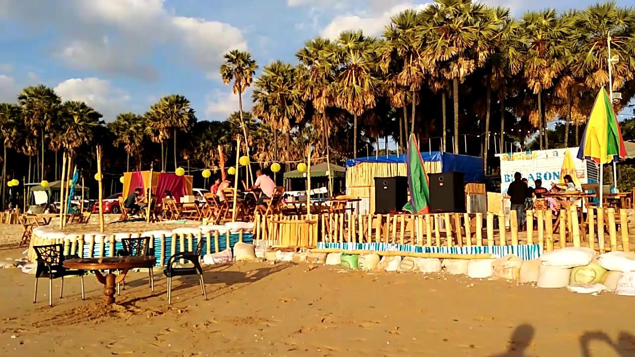 Pantai Nunsui Oesapa Kota Kupang Youtube Kab