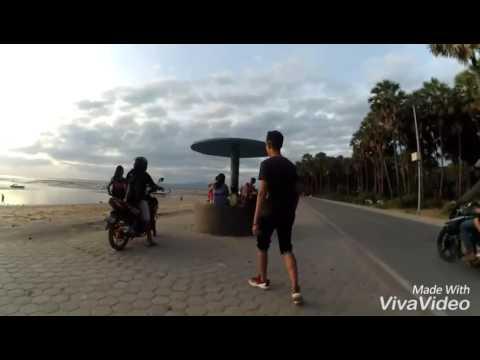 Wisata Indonesia Pantai Oesapa Kupang Nusa Tenggara Timur Nunsui Kab