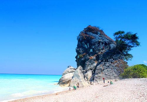 12 Tempat Wisata Kupang Dikunjungi Pantai Kolbano Pasir Panjang Kab