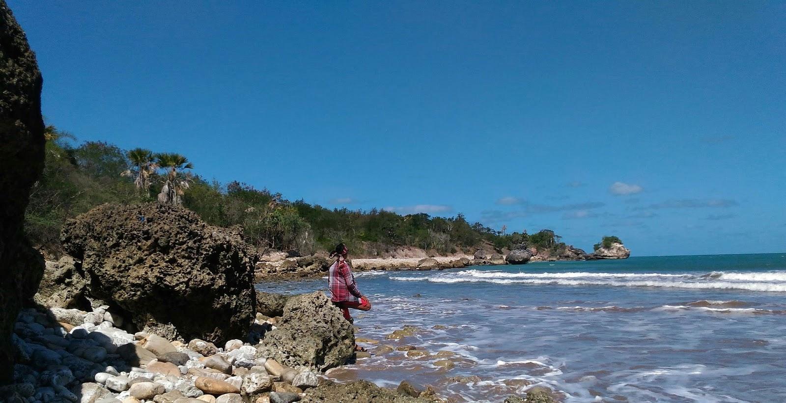 Arianto Ntt Pantai Batu Burung Kabupaten Kupang Pasir Panjang Kab