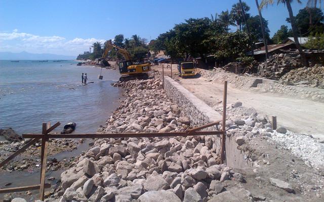Balai Sungai Wilayah Nusa Tenggara Ii Penuhi Permintaa Warga Pasir