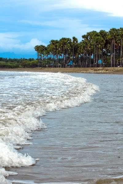 Pantai Lasiana Tentang Kupang Pasir Panjang Kab
