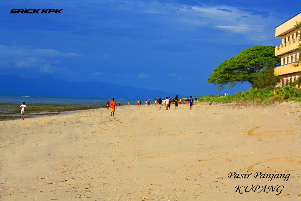 Pantai Pasir Panjang Kupang Mapio Net Kab