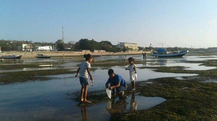 Ternyata Warga Pasir Panjang Kota Kupang Mengeluh Soal Pos Pantai