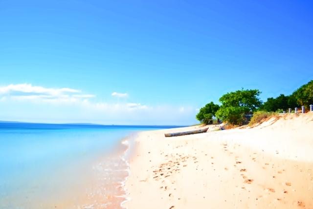 Destinasi Wisata Indonesia Bahari Kabupaten Pantai Tablolong Kab Kupang