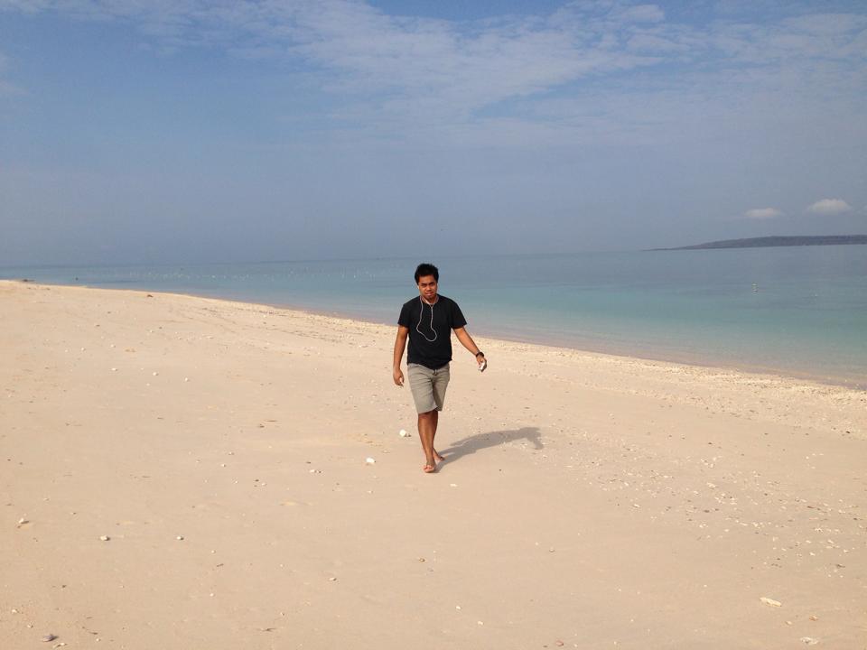 Mengunjungi Panorama Pantai Tablolong Exploring 2 Kab Kupang