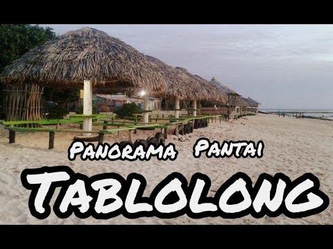 Panorama Pantai Tablolong Kupang Ntt Youtube Kab